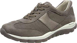 Gabor Shoes Comfort Basic, Zapatos de Cordones Derby para Mujer, Multicolor (Rose/Rame), 37.5 EU