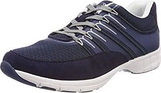 Gabor Sport, Zapatos de Cordones Derby para Mujer, Azul (Nightbl./Blue/Silb), 37.5 EU Gabor