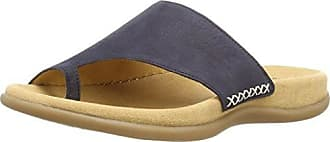 Gabor Shoes Gabor Jollys, Mules para Mujer, Beige (Kiesel), 41 EU