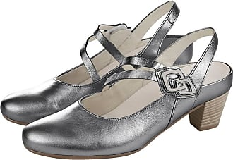 Chaussures De Sport Couche Taupe / Argent Kornblau