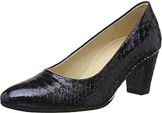 Comfort 62.162, Zapatos De Tacón Mujer, Rosa (Puder/Leinen 22), 38 EU Gabor