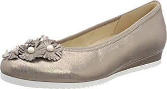Gabor Shoes Comfort, Ballerines Femme, Multicolore (Multicolor Jute 40), 42.5 EU