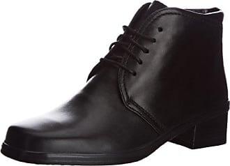 Gabor Shoes Gabor Fashion, Bottes Femme, Noir (Schwraglitter), 40.5 EU
