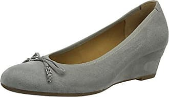 Gabor Shoes Fashion, Escarpins Femme, Beige (Puder/Creme/Platin 10), 38 EU