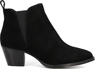 Galeries Lafayette Boots Chelsea Justine Noir