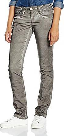 21507699 - Pantalon - Droit - Femme, Gris (Grau) - 36Eddie Bauer