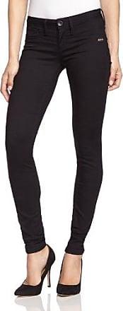 Womens Jeanie-Dark Denim Jeans Gang