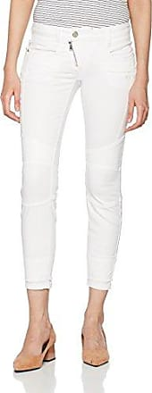 Nikita-White Stretch, Jean Skinny Femme, Blanc (White 1000), W29Gang