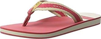 GANT Footwear Damen ST Bart Zehentrenner, Pink (Dusty Pink/Cream), 39 EU