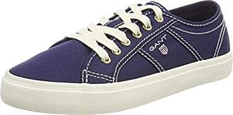 GANT ZOE, Zapatillas para Mujer, Azul Marino, 36 EU