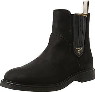 Gant Avery Black, Schuhe, Stiefel & Boots, Chelsea Boots, Grau, Female, 37