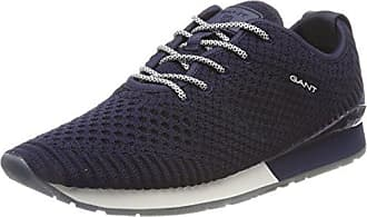 GANT Linda, Zapatillas para Mujer, Azul Marino, 40 EU