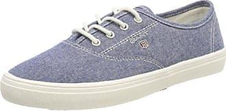 Gant New Haven, Zapatillas Para Mujer, Azul Marino, 37 EU