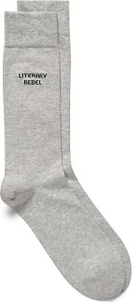 GANT The Rebel Socks - Grey Melange GANT