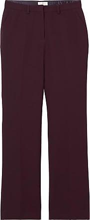 GANT Wide Leg Stretch Trousers - Potent Purple GANT