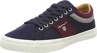 GANT Hero, Zapatillas para Hombre, Azul (Marine G69), 42 EU
