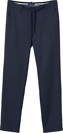 Pinstripe Trousers - Evening Blue GANT