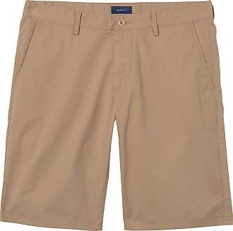 Boy Shorts - Sepia Khaki GANT
