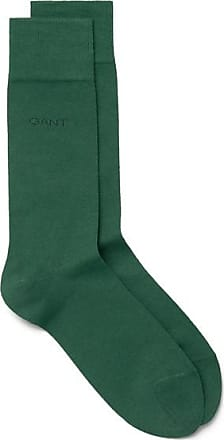Soft Cotton Socks - Kalamata Green GANT