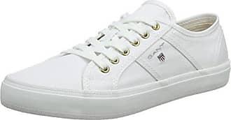 GANT ZOE, Zapatillas para Mujer, Gris (Silver), 39 EU