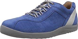 Ganter BAREFOOT-Women, Weite G - zapatos con cordones de cuero mujer, color multicolor, talla 40.5