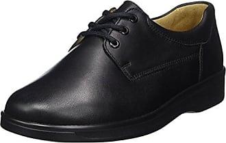 Peperosa 5643/10, Zapatos de Cordones Derby para Mujer, Negro (Nero 01), 36 EU