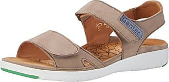 Womens Gina-g Sandals, Mocca-Stone Ganter