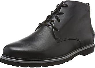 Ganter Herren Giacomo W, Weite G Chelsea Boots, Schwarz (Schwarz 0100), 46.5 EU (11.5 UK)