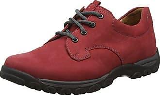 Pavement Frida, Zapatillas para Mujer, Rojo (Red 075), 37 EU