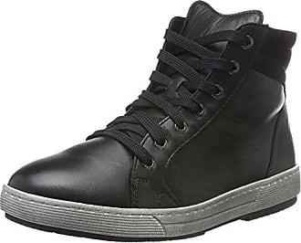 Ganter Helena - Zapatillas para Mujer, Color Negro (Schwarz 0100), Talla 38 EU