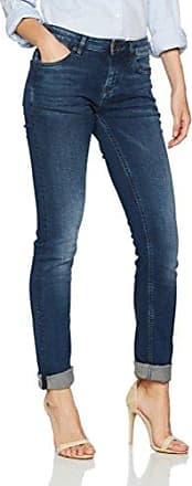 Garcia Jeans Garcia Grace - Accesorio con Slim fit para mujer, color blau (rinse 402), talla w30/l32 (30)