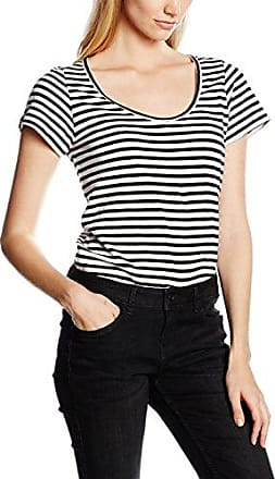 Garcia Jeans Garcia H70205, Camiseta para Mujer, Rosa (Nude Blush 2409), 44 (Talla del Fabricante: XL)