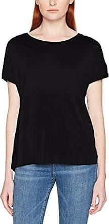Garcia Jeans Garcia H70210 Camiseta, Mujer, Negro (Black 60), 42