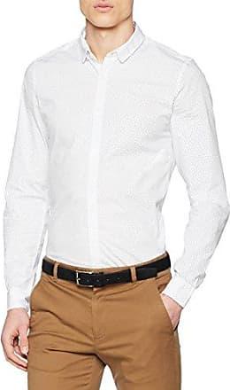 Garcia E71027, Camisa Casual para Hombre, Blanco (Broken White 304), M Garcia Jeans