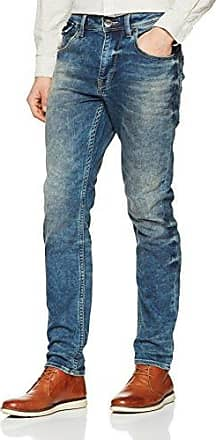 Garcia 610/34, Vaqueros Straight para Hombre, Blau (Medium Used 2438), 48 Garcia Jeans