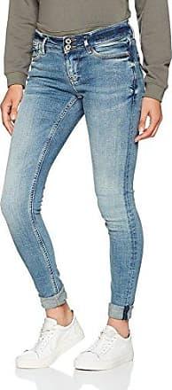 Garcia Jeans Garcia 244, Vaqueros Skinny para Mujer, Azul (Retro Power 2251), 33W x 32L