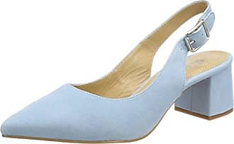 Gardenia Copenhagen Goprasa, Zapatos de Tacón con Punta Abierta para Mujer, Beige (Ante Powder), 36 EU Gardenia Copenhagen