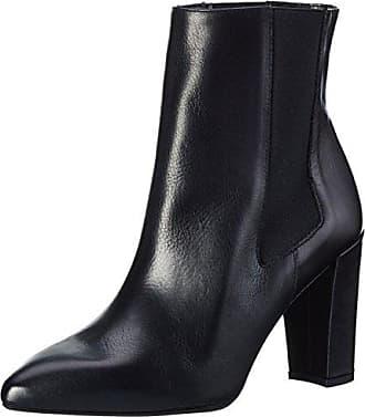 Gardenia Copenhagen Short Boot w/Heel & Elastic, Botines para Mujer, Negro (Black 10), 40 EU