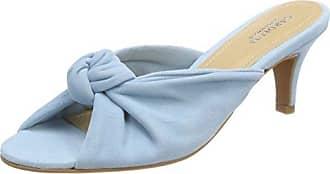 Gardenia Copenhagen Abi - Slip-on Zapatos para Mujer, Color Azul (Napa Marino), talla37 EU