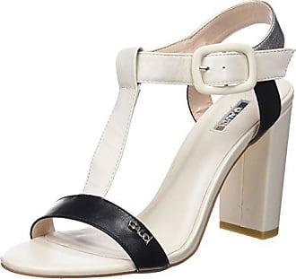 Gaudì Brizza, Zapatillas para Mujer, Multicolor (Black/White V0141), 39 EU