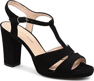 Domulti - Sandales Pour Femmes / Rose Noire Géorgie