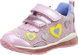 Geox B Kilwi a, Zapatillas para Bebés, Rosa (Lt Pink), 23 EU