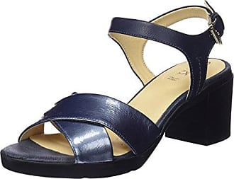 d Soleil A - Mules Mujer, Color Negro, Talla 35 Geox