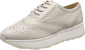 Marc O'Polo 70113853401200 Lace Up, Zapatos de Cordones Brogue para Mujer, Beige (Nude), 39 EU