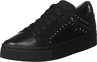 D New Club C, Scarpe Low-Top Donna, Nero (Black C9999), 40 Geox