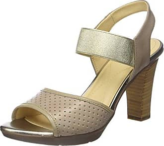 Geox sandalen damen braun