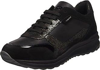 D Nebula G, Zapatillas para Mujer, Negro (BLACKC9999), 39 EU Geox