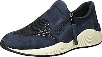 D Shahira B, Zapatillas para Mujer, Azul (Dk Navy/Navy), 35 EU Geox