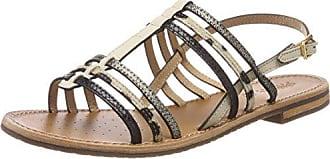 Damen Sandale D Vega Un Geox De Peeptoe