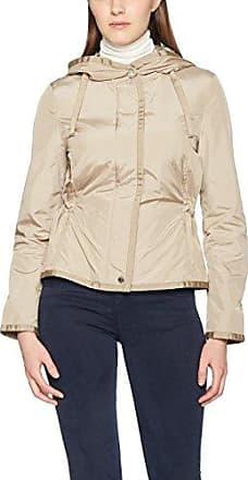 Geox Woman Jacket, Blouson Femme, LT Aubergine F8027, 40